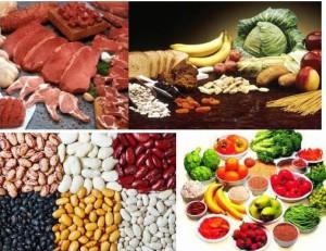 продукты богатые железом и белоком