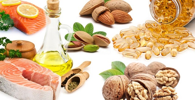 продукты с omega-3