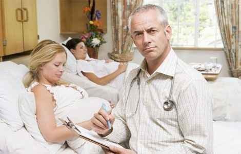 Контроль здоровья матери при преэклампсии беременности