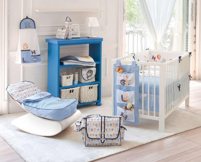 Обустройство детской комнаты из рекламы