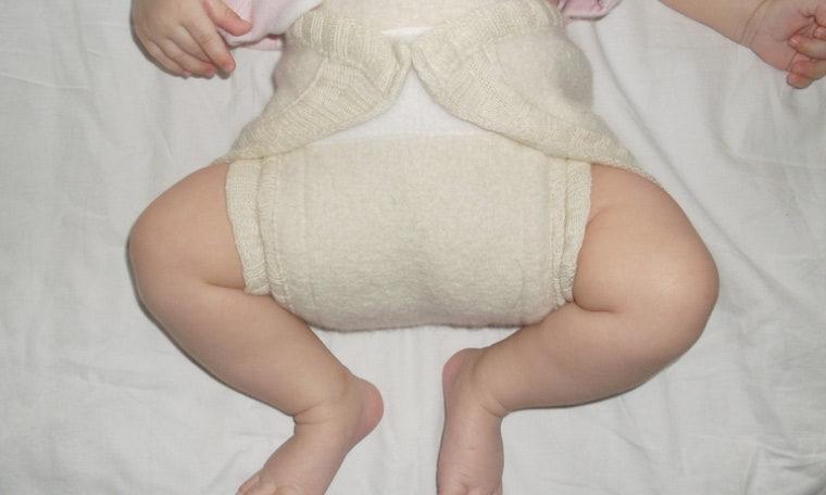 Как сделать пеленку для широкого пеленания своими руками