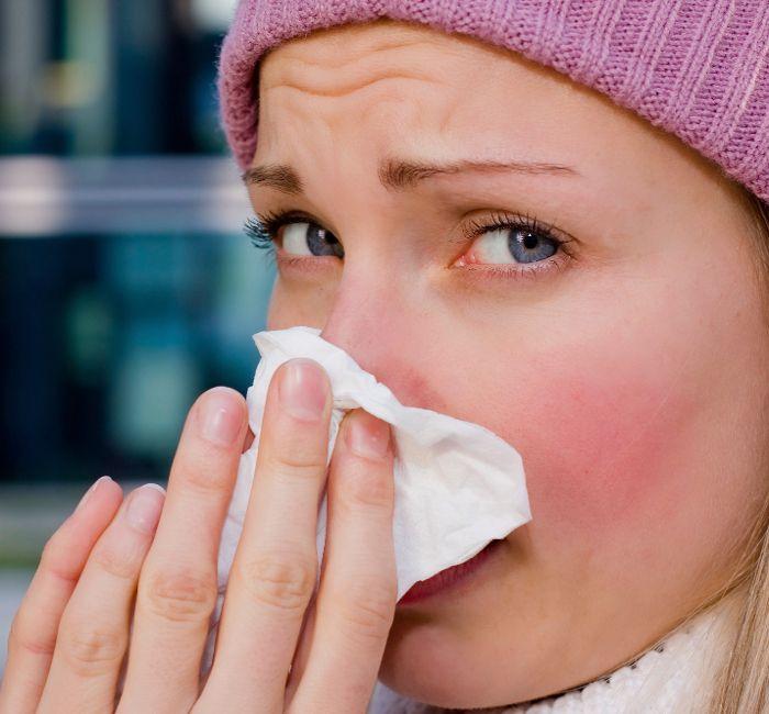Простуда при беременности: симптомы, лечение, последствия