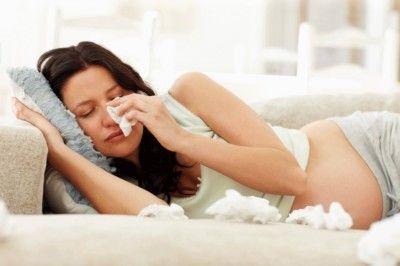простуда беременность
