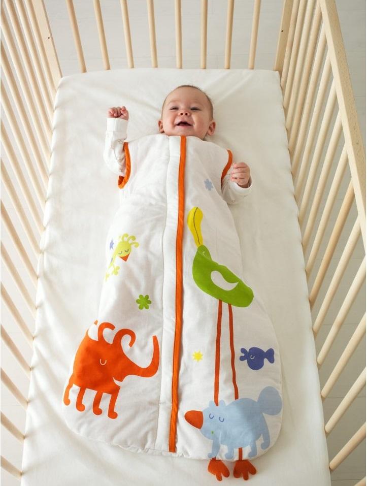 спальный мешок для новорождённого