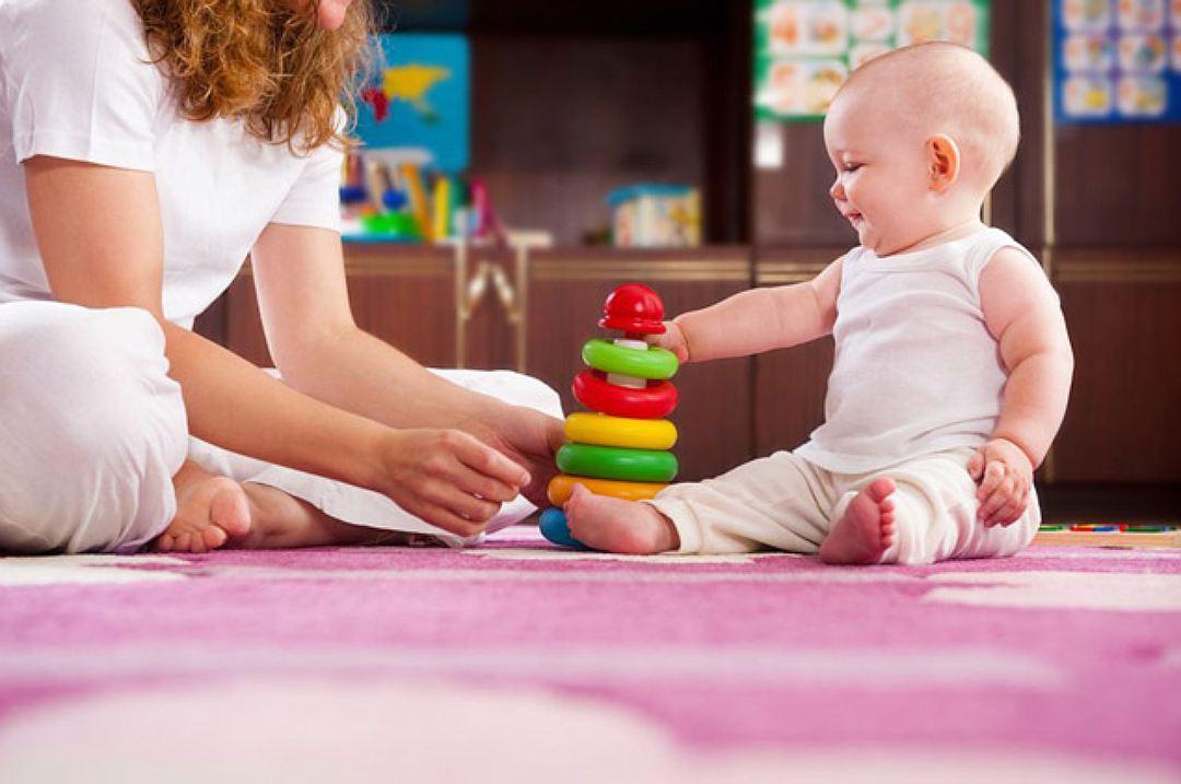 Игры-для детей от 9 до 12 месяцев