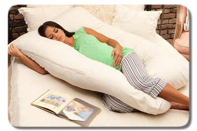 Подушка для беременных буквой П