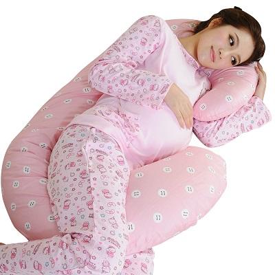 Подушка для беременных буквой C