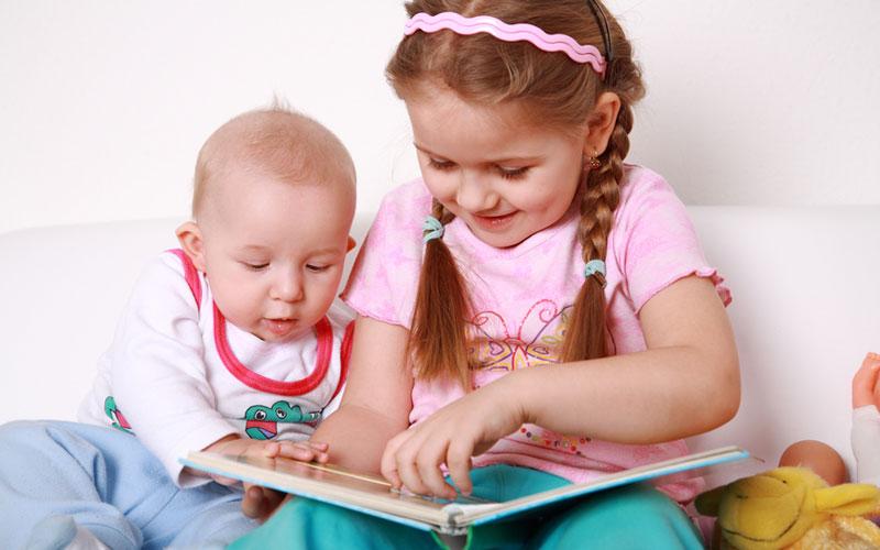Идеальная разница в возрасте между детьми 3-5 лет
