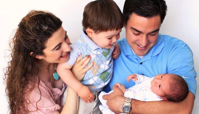 Как решится на второго ребёнка