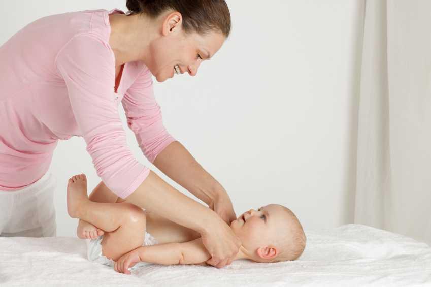Тонус на руках у грудничка массаж