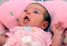 Сыпь у новорожденного
