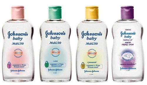 Эфирные масла для массажа детей