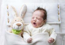 грудничок потеет во сне