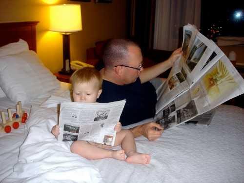 ритуалы перед сном для малыша