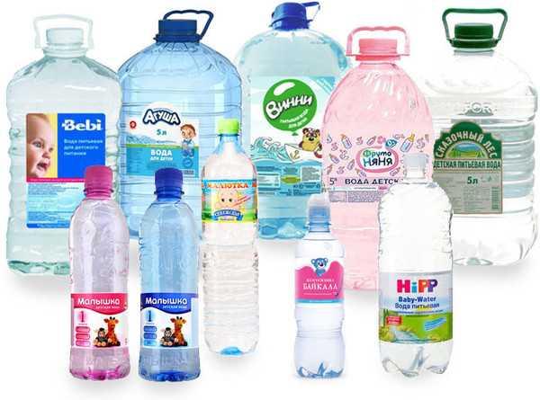 Какую воду нужно давать новорожденным