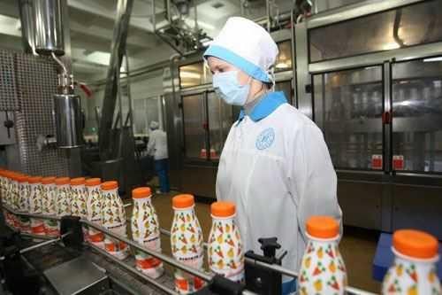 производство детских соков
