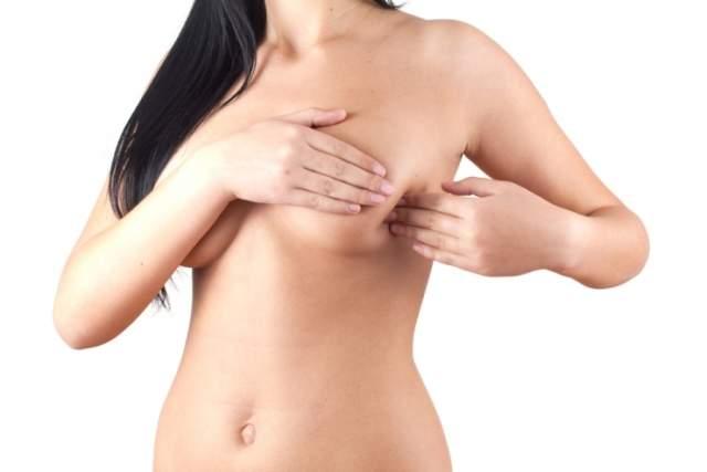 Как болит грудь при беременности